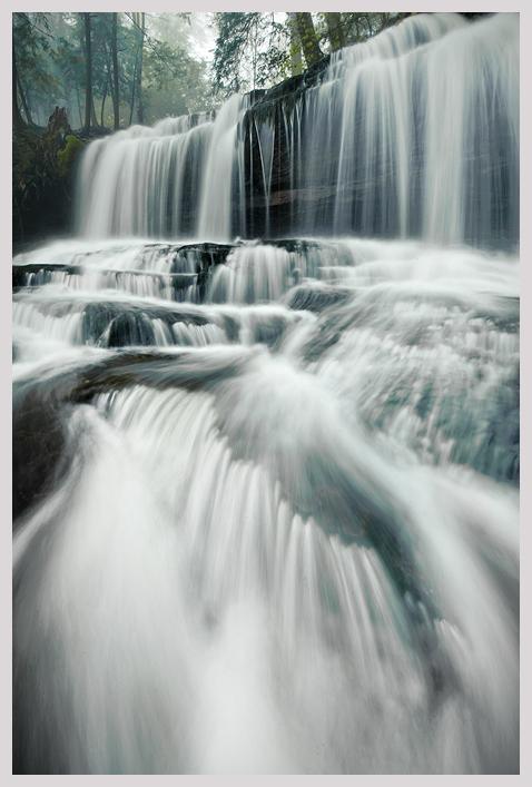 Mohawk Falls by joerossbach