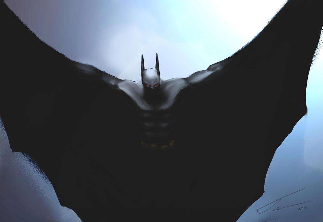 Evil Batman Wallpaper Evil Batman by DarkAmi...