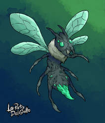 Terraria - Alien Hornet by HoxtonHoxworth