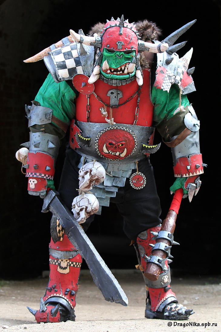 Warhammer orc warboss by bigbubbasstuff on deviantart warhammer orc warboss by bigbubbasstuff solutioingenieria Choice Image