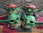 warhammer goblins masks
