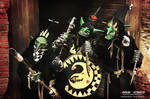 Warhammer night goblins