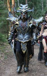 warhammer FANTASY Dark Elf dreadlord