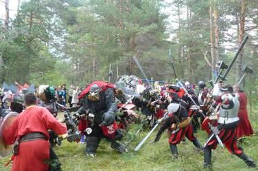 Warhammer Fantasy Troll costume by BIGBUBBASSTUFF