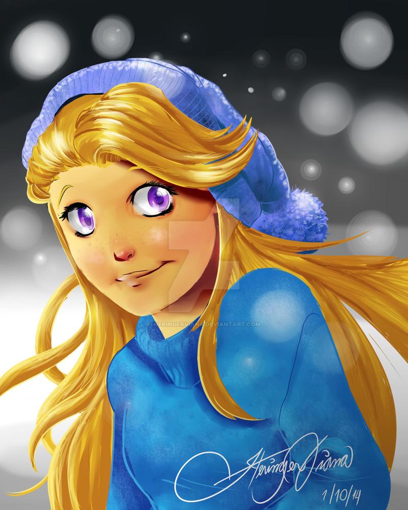 Snow! by HeringerViana