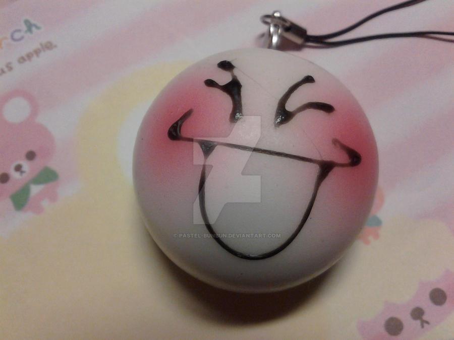 Steam Bun Squishy Kawaii Land : Kawaii Blush Face Steam Bun Squishy by Pastel-BunBun on DeviantArt