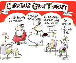 Christmas-Group-Therapy by Lit-Smith