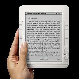eBook Dock Icon by cmnixon