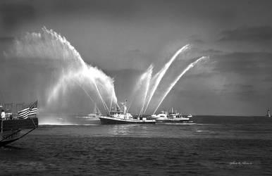 Bethel F. Gifford Fireboat, San Pedro firestation