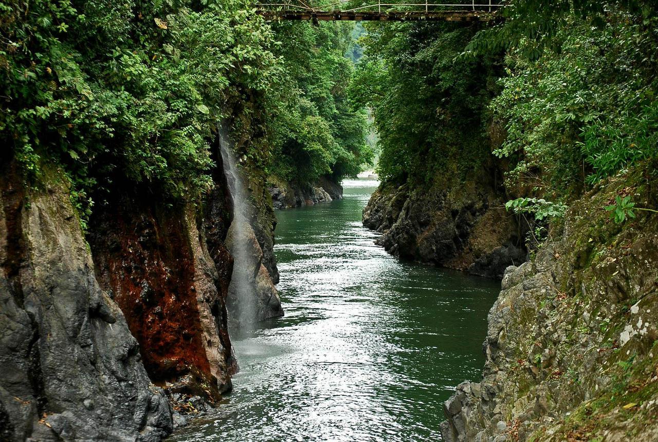 Pacuare River, Costa Rica.