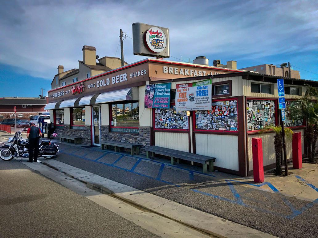 Woody S Diner Huntington Beach
