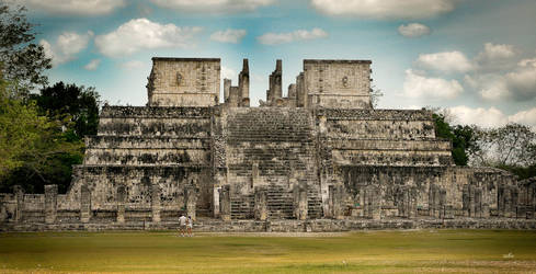 Temple of the Warriors by PhotographerGilberto