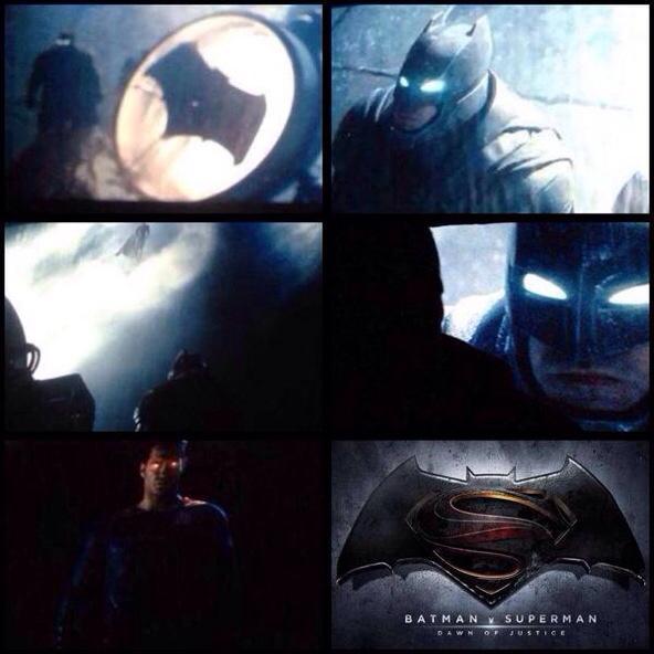 Batman v Superman by marvelunivers