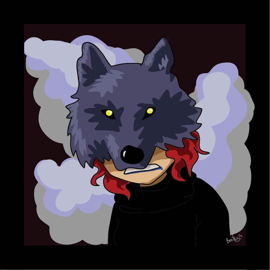 Wolf by BeaMaia