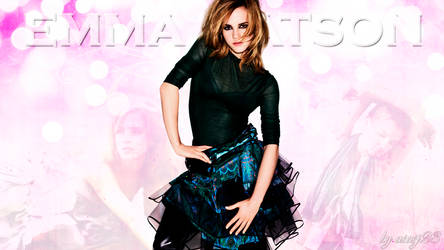 Wallpaper Emma Watson