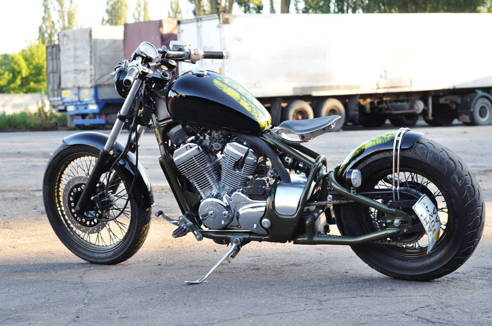 Pieces Cafe Racer Roues A Rayon Zephyr