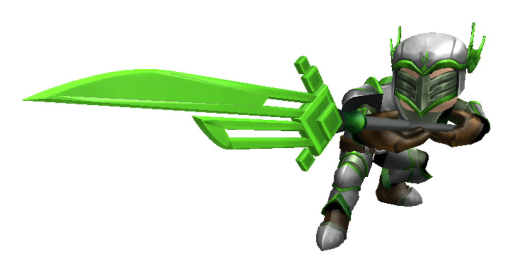[Roblox] Emerald Knight of the Seventh Sanctum by Mario5697