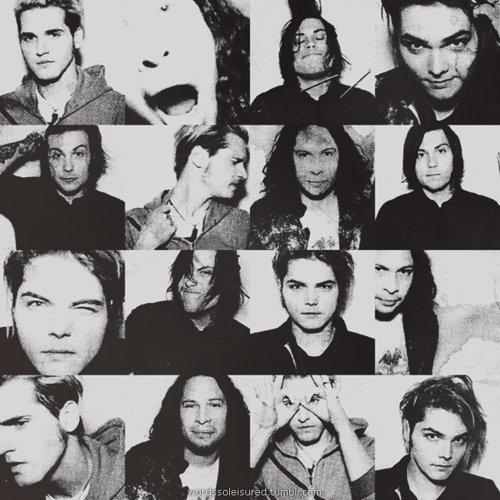 Frank Iero Wallpaper: Frank Iero Gerard Way My Chemical Romance By 2846mn On