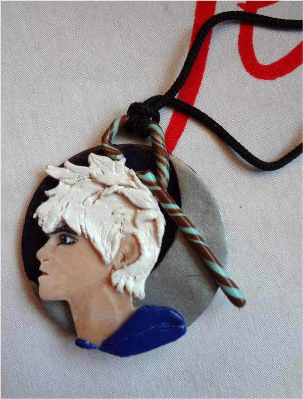 New Jack Frost Pendant by ivy11
