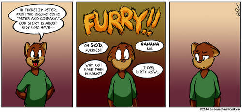 The ''Furry'' Problem by PeterAndCompany