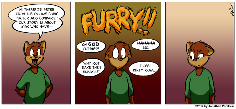 The ''Furry'' Problem