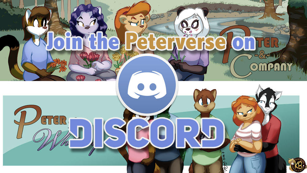 Join the Peterverse on Discord