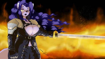 2017 Whitney Cosplay Series FINAL BONUS: Sephiroth by PeterAndCompany