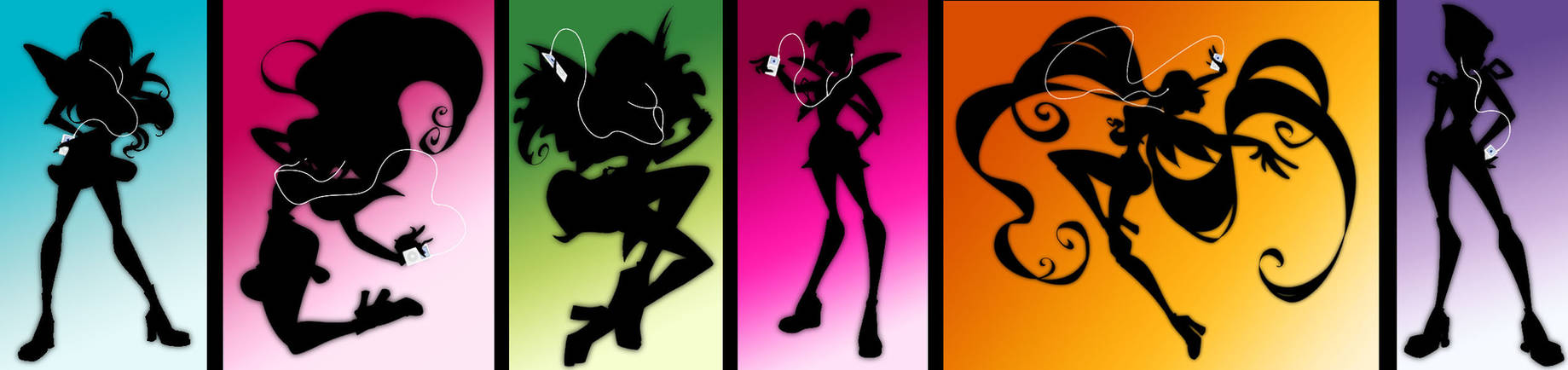 winx club - ipod by iShody