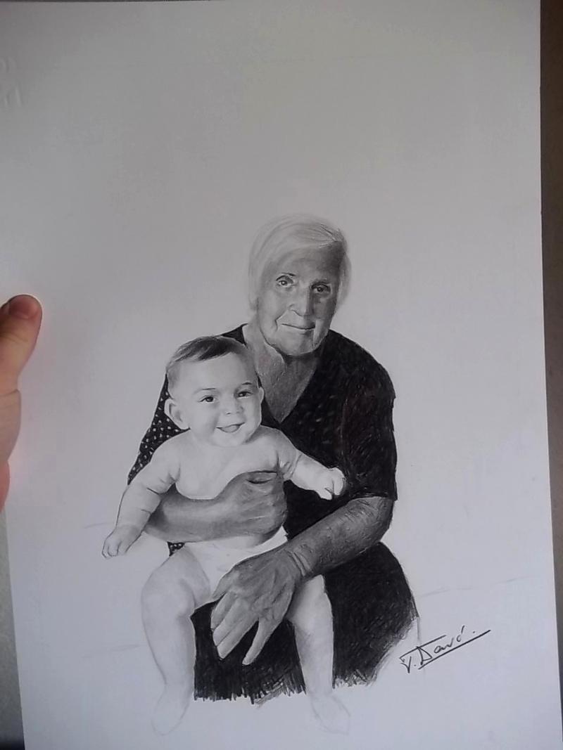 Grandmother dating grandson