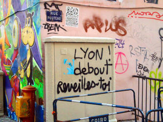 Revolt in Lyon by Edesse