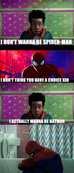 Into the Spider-Verse Meme