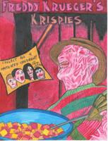 NEW Freddy Kruegers Krispies by BoOgEyMaN435