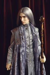 Thranduil's cosplay by NikaStepanova