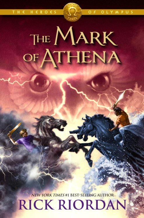 Mark of Athena!!! by sorandkiari