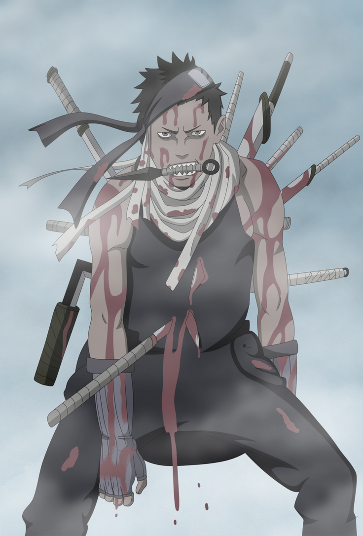 Zabuza Demon