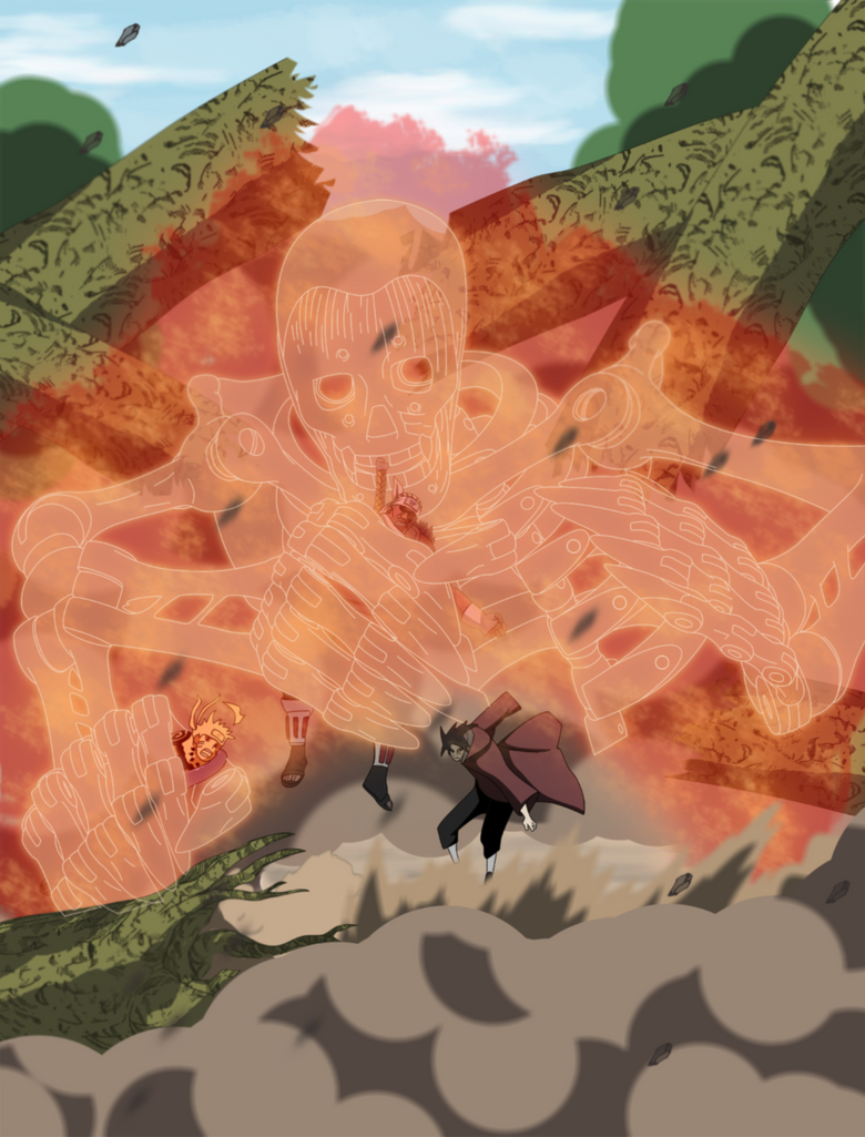 naruto c how to use susanoo