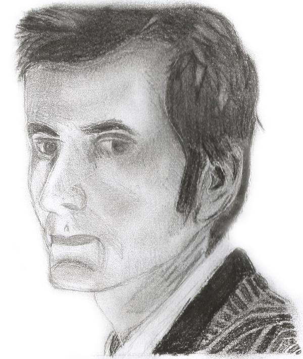 David Tennant, The Doctor by charlottina