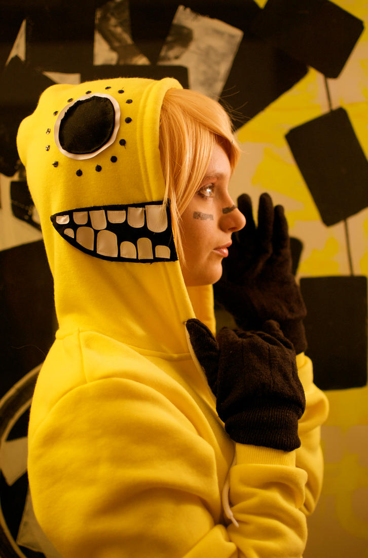 Kagamine Rin: MoNsTeR. by AnyaPanda