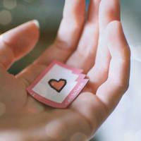 Let Me Captchalogue Your Heart...