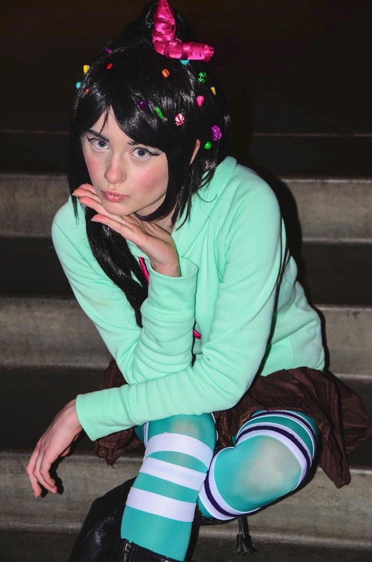 Vanellope Von Schweetz Costume Images & Pictures - Becuo