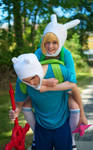 Adventure Time: Piggyback To Adventure