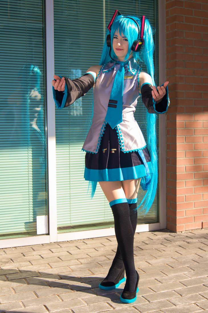 Hatsune Miku: Digital Sweetheart by AnyaPanda