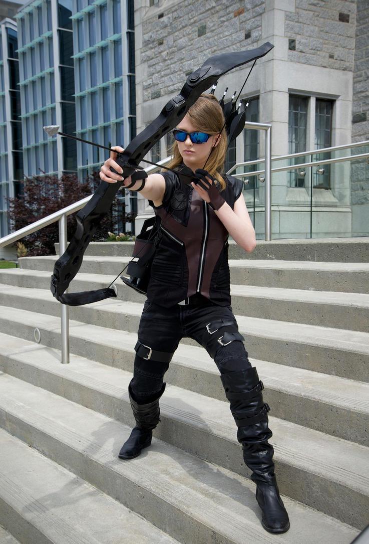 Hawkeye [GB]: A r c h e r by AnyaPanda