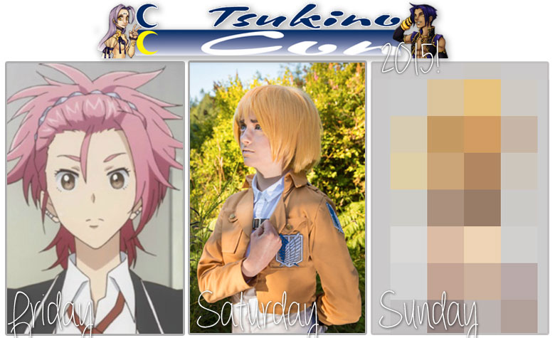 TsukinoCon2015Lineup by AnyaPanda