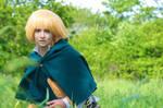 Armin Arlert: Signal Flare by AnyaPanda