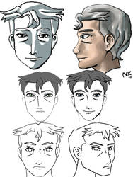 Coloring Practice and comparin by Brain-Camera-Studio