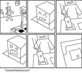 'Carnival Gamesssssss' wip by Brain-Camera-Studio