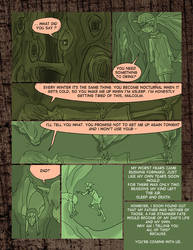 Soaring Against Time - Page 1 by Brain-Camera-Studio