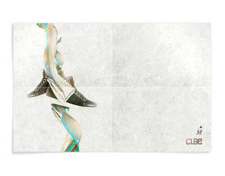 Clae fake ad poster by dioxyde