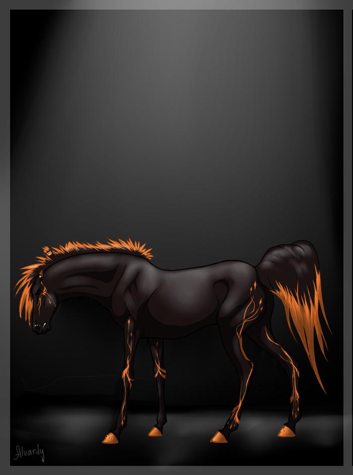 Dark by Alvardy